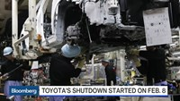 Toyota shuts down all plants in Japan