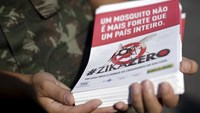 Brazilian Armed Forces prepare for public action against Zika virus