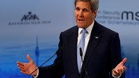 Kerry says Russian targets in Syria must change