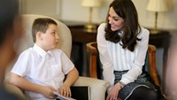 UK's Kate tackles mental illness stigma