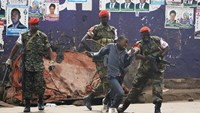 Uganda presidential vote count marred by violence