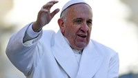 Pope calls for worldwide abolition of death penalty