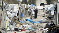 U.N. report says Syria 'is on the brink of collapse'