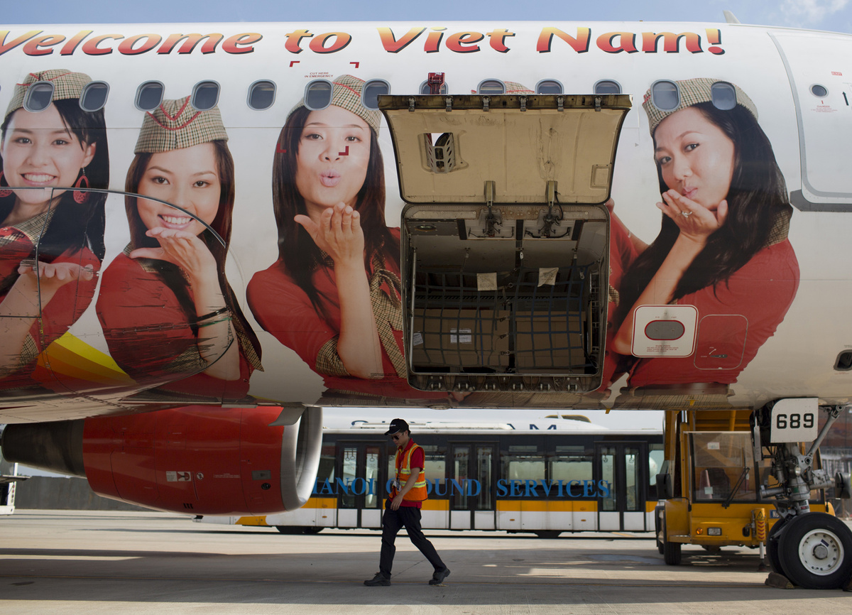 Vietnam's bikini-clad carrier seeks IPO to be `Emirates of Asia'