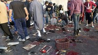 Islamic State claims responsibility for Baghdad blasts that killed 31