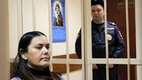 Alleged child beheader appears in Moscow court