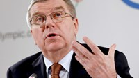 IOC president says it has zero tolerance of corruption