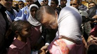 Western Sahara refugees welcome UN chief