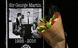 Beatles music producer George Martin dies