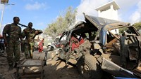 Three dead in Somalia car bombing