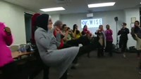 U.S. Muslim women strike back against hate crimes