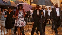Obama in Cuba: 'It is wonderful to be here'
