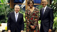 Obama and Cuba's Castro air differences over human rights