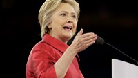 Clinton: US leaders must still 'distrust' Iran