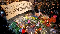 Europeans proclaim solidarity with Brussels attack victims