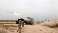 IS under pressure in Syria, Iraq