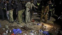 Taliban faction claims responsibilty as dozens die in Pakistan