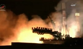 Progress cargo craft blasts off for International Space Station