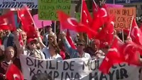 Protests against migrants in Turkey, Greece