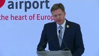 Brussels airport chief: renewed flights a sign of hope
