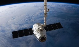 SpaceX cargo ship docks on International Space Station