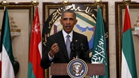 Obama: U.S., Gulf partners to address conflicts, economic issues