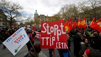 "Obama: ""time to complete TTIP"""