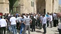 Tensions flare at Jerusalem's al-Aqsa mosque