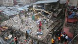 Rescuers search rubble of Nairobi building, at least 12 dead