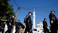 Historic mosque reopens in Bosnia