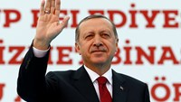 Erdogan rebukes West for lack of support in fight against IS