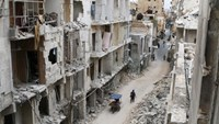 Fighting erupts north of Aleppo as ceasefire expires