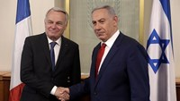 Netanyahu still opposes French proposed peace talks