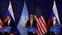 "Syria situation ""deeply disturbing:"" Kerry"