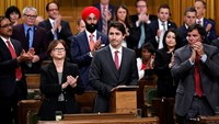 Trudeau apologizes for Komagata Maru incident