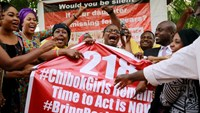 Kidnapped Chibok girl's return sparks new hunt for 218 others