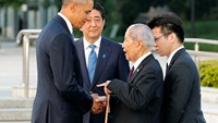 Hiroshima survivors say Obama visit a 'step forward'