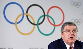 Bach says IOC is ready to take its responsibility to protect clean athletes
