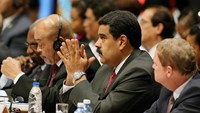 Venezuela's Maduro entreats Latin America not to isolate him
