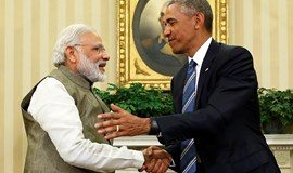 Obama, Modi discuss how to speed climate pact
