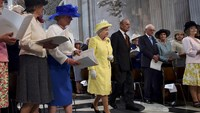 Queen Elizabeth celebrates 'official' 90th birthday