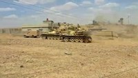 Iraqi forces attack Islamic State positions near Mosul