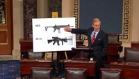 Senate filibuster ends, GOP agrees to gun control votes