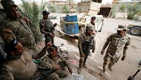 Iraq declares victory over Islamic State in Falluja