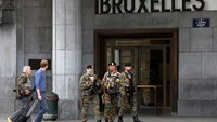 Suspicious package prompts station evacuation in Brussels
