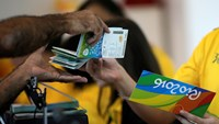 Amid crises, Rio 2016 officials confident sales will grow