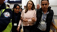 British drug mule Melissa Reid freed from Peruvian jail