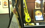 Whitney and Prince items up for auction
