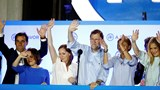 Election data suggests more support for Spain's mainstream parties