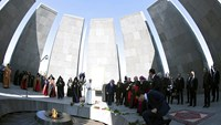 Armenia expects wider recognition of 'genocide'